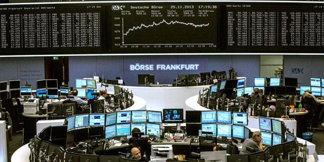 Avrupa borsaları yükselişle kapandı Ekonomi