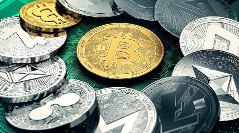 Kripto para birimlerinin sayısı 4 bini aştı Ekonomi