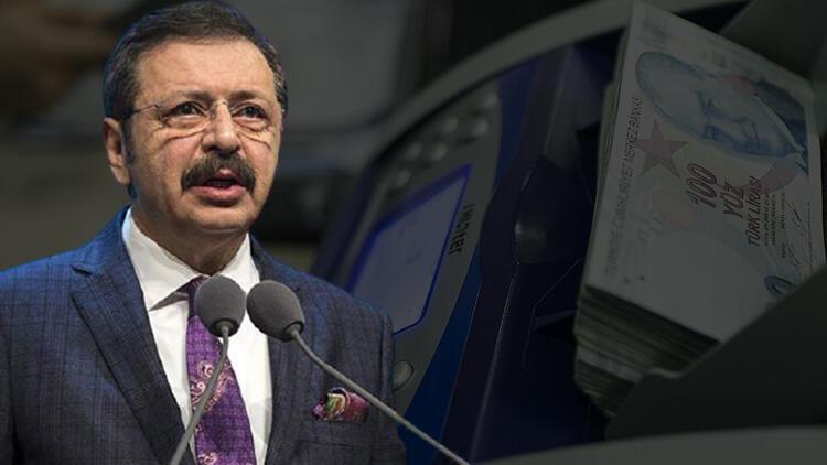 Rifat Hisarcıklıoğlu: Bankalar destek değil, köstek oluyorlar Ekonomi
