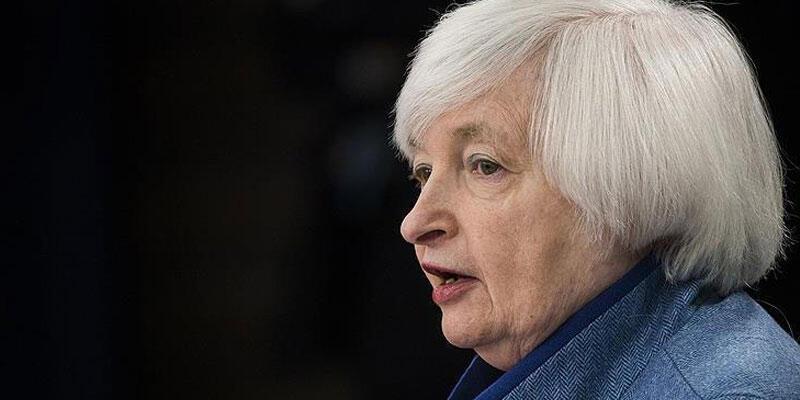 ABD Hazine Bakanı Yellen'dan 'Bitcoin' uyarısı Ekonomi