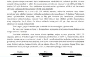 Kervansaray da Yine Çağrı Problemi - Selim Sayılgan'ın Yaptığı Çağrı Mahkeme Kararıyla İptal Edildi Borsa Kervansaray