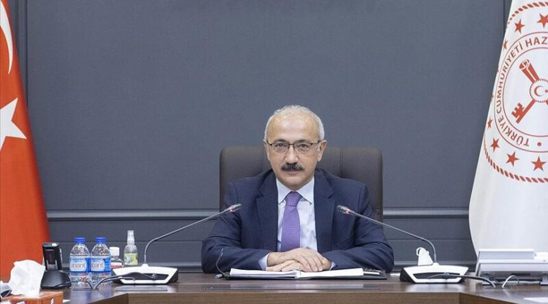 Son dakika... Bakan Elvan Türk-İş heyetini kabul etti Ekonomi