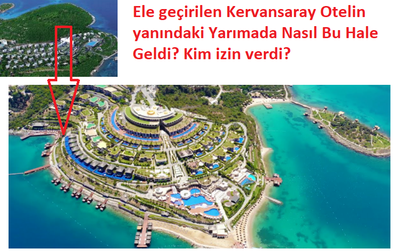 Kervansaray Bodrum Otel e Çöken Sezgin Baran Korkmaz İlahi Adeletle Karşı Karşıya mı Kalıyor? Borsa Ekonomi Kervansaray