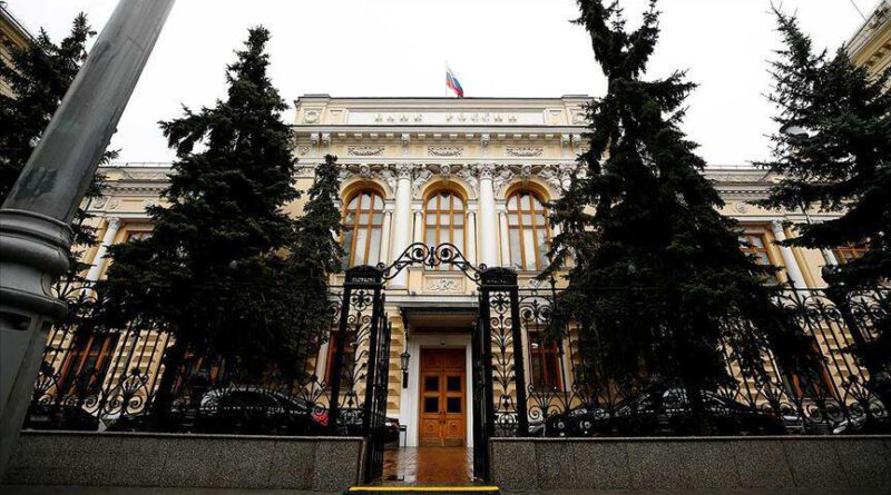 Rusya Merkez Bankası faizi artırdı Ekonomi