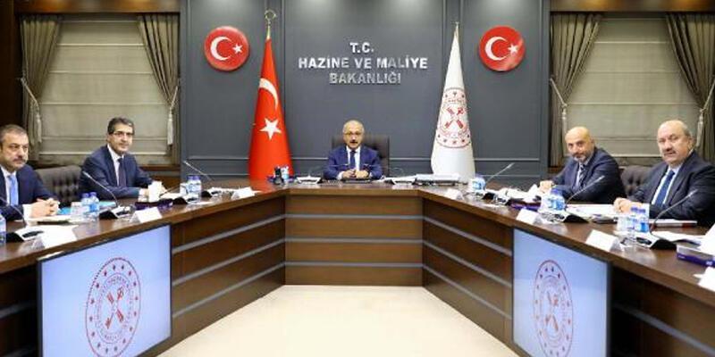 Finansal İstikrar Komitesi toplandı Ekonomi