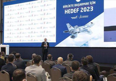 Milli savaş uçağı için dijital ikiz çalışmalarına başlandı Ekonomi