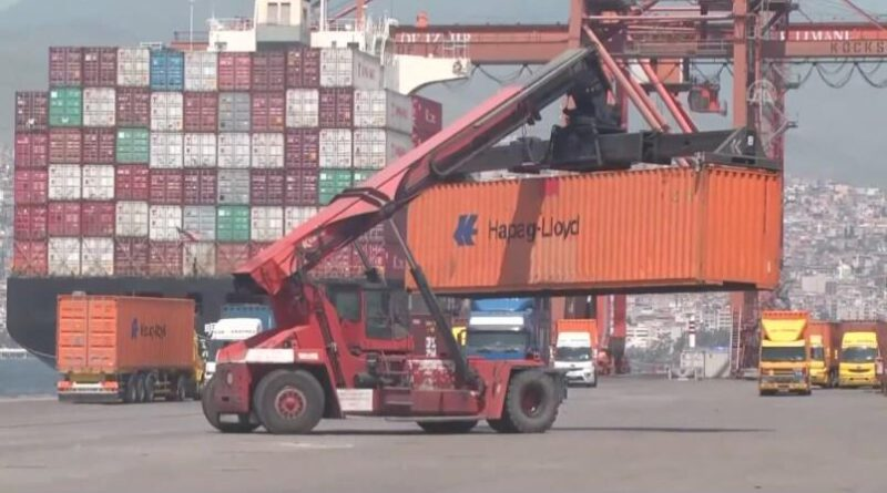 Beştepe'de ihracat toplantısı Ekonomi