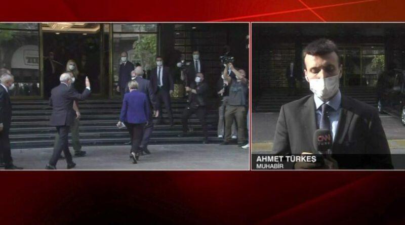 SON DAKİKA: Kılıçdaroğlu, Merkez Bankası Başkanı Kavcıoğlu ile görüşüyor Ekonomi