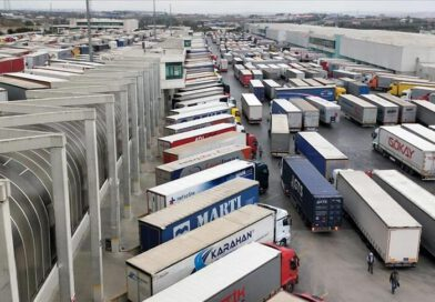 Türk tır şoförleri Avrupa'daki şoför ihtiyacını karşılamaya talip oldu Ekonomi